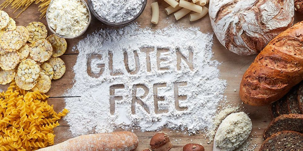 12 простых советов, которые помогут устранить глютен из вашей диеты | |  Смарт кухня Mycook Touch Jedani