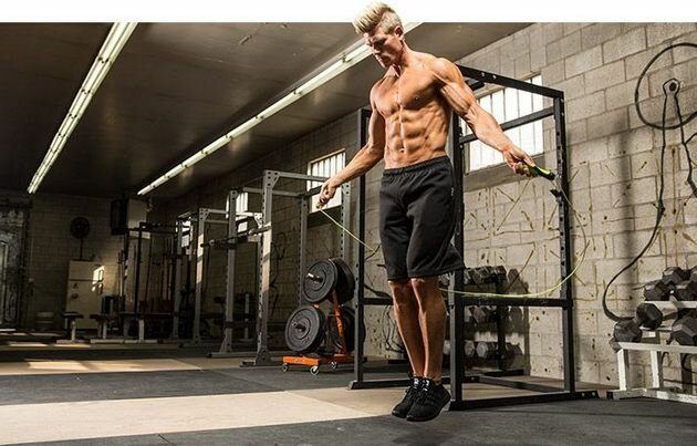 Тренировка на скакалке для бокса | Boxing Mania | Яндекс Дзен